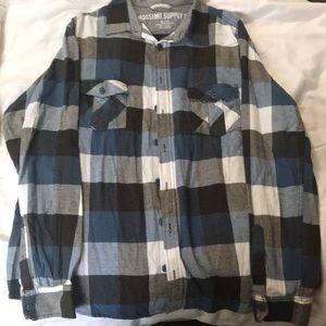 Mossimo long-sleeve shirt